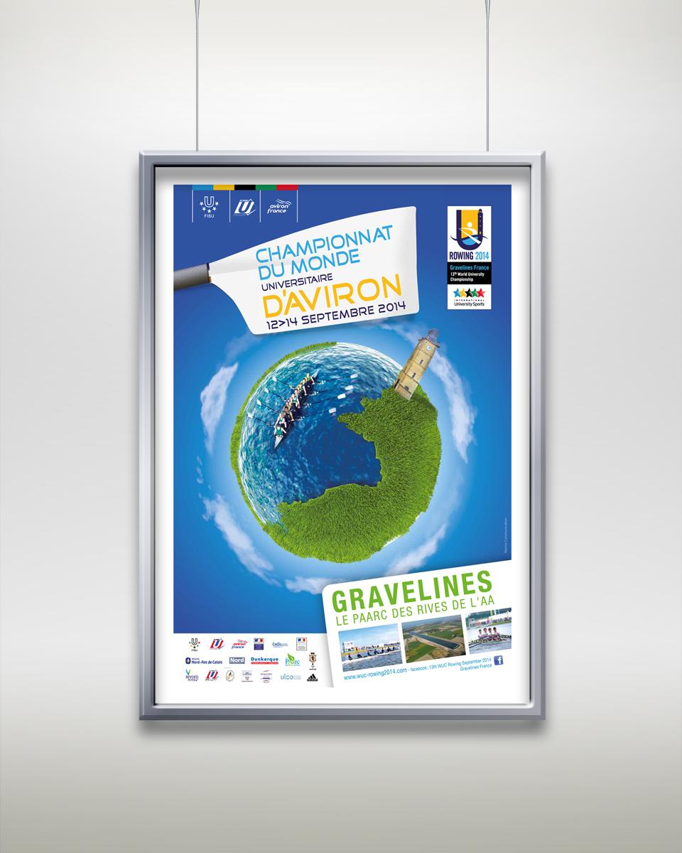 aviron-poster